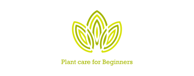 Plant care for Beginners logo