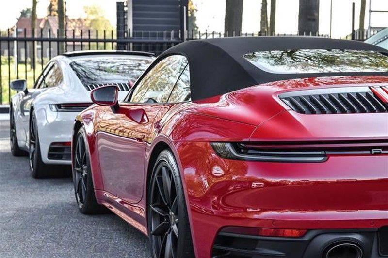Porsche 911 4S CABRIO 4WSTURING+ST.KOELING+SP.CHRONO NP.218K afbeelding 5