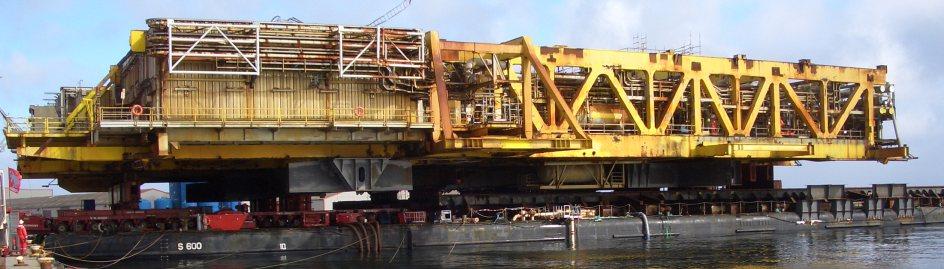 Shetland decommissioning