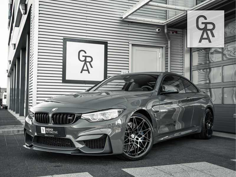 BMW M4-serie Coupé M4 Competition | Schuifdak | Carbon