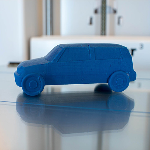Prototyping a Connected Driving Experience