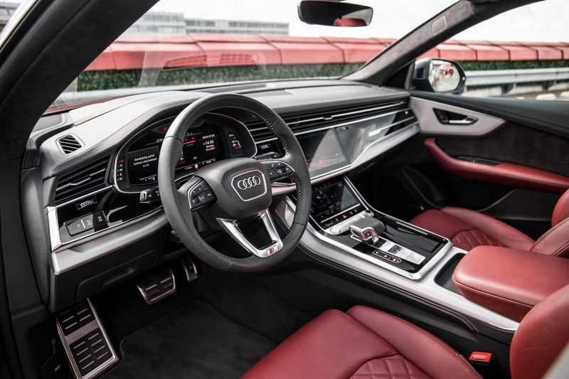 Audi SQ8 4.0 TDI quattro | 435PK | Sportdifferentieel | B&O | Alcantara hemel | Assistentiepakket Tour & City | Vierwielbesturing afbeelding 23
