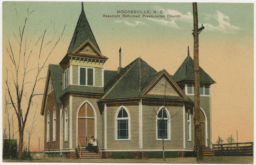 Brief Timeline of the Scottish Presbyterian Churches in America.
