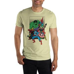 Marvel Classic Avengers Short-Sleeve T-Shirt