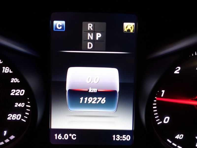 Mercedes-Benz GLC 250D 4MATIC 240PKpk 9G-Tronic AMG Edition- Panodak, Burmester, Leer afbeelding 15