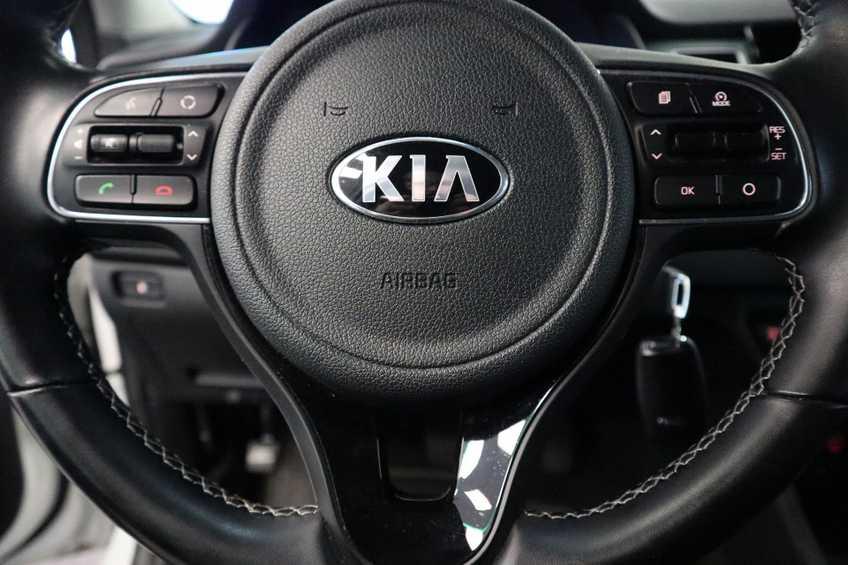 """Kia Niro 1.6 GDi Hybrid Edition Navigatie Cruise Control Camera 18""""LM *tot 24 maanden garantie (*vraag naar de voorwaarden) afbeelding 9"""