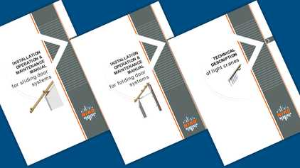 Niko Knowledge on line technical manuals, installation and maintenance manuals