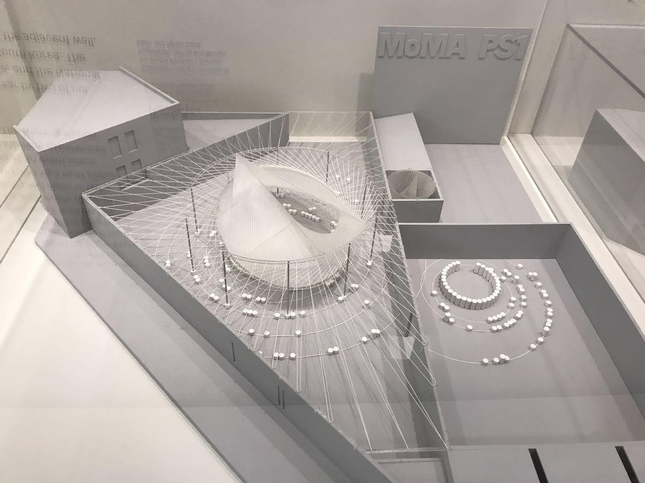 MOMA Architecture