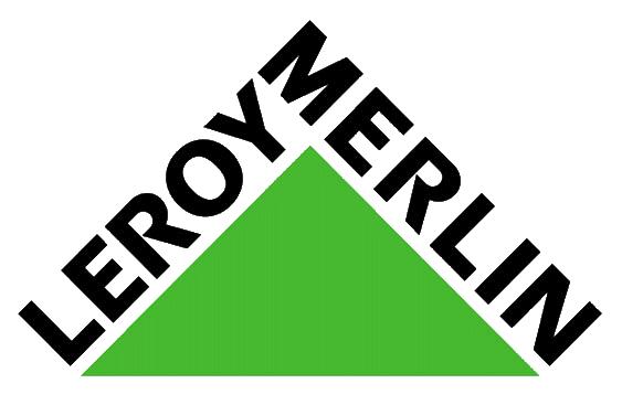 logo da empresa Leroy Merlin