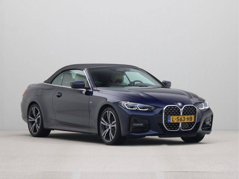 BMW 4 Serie Cabrio 420i High Executive M-Sport Automaat afbeelding 8