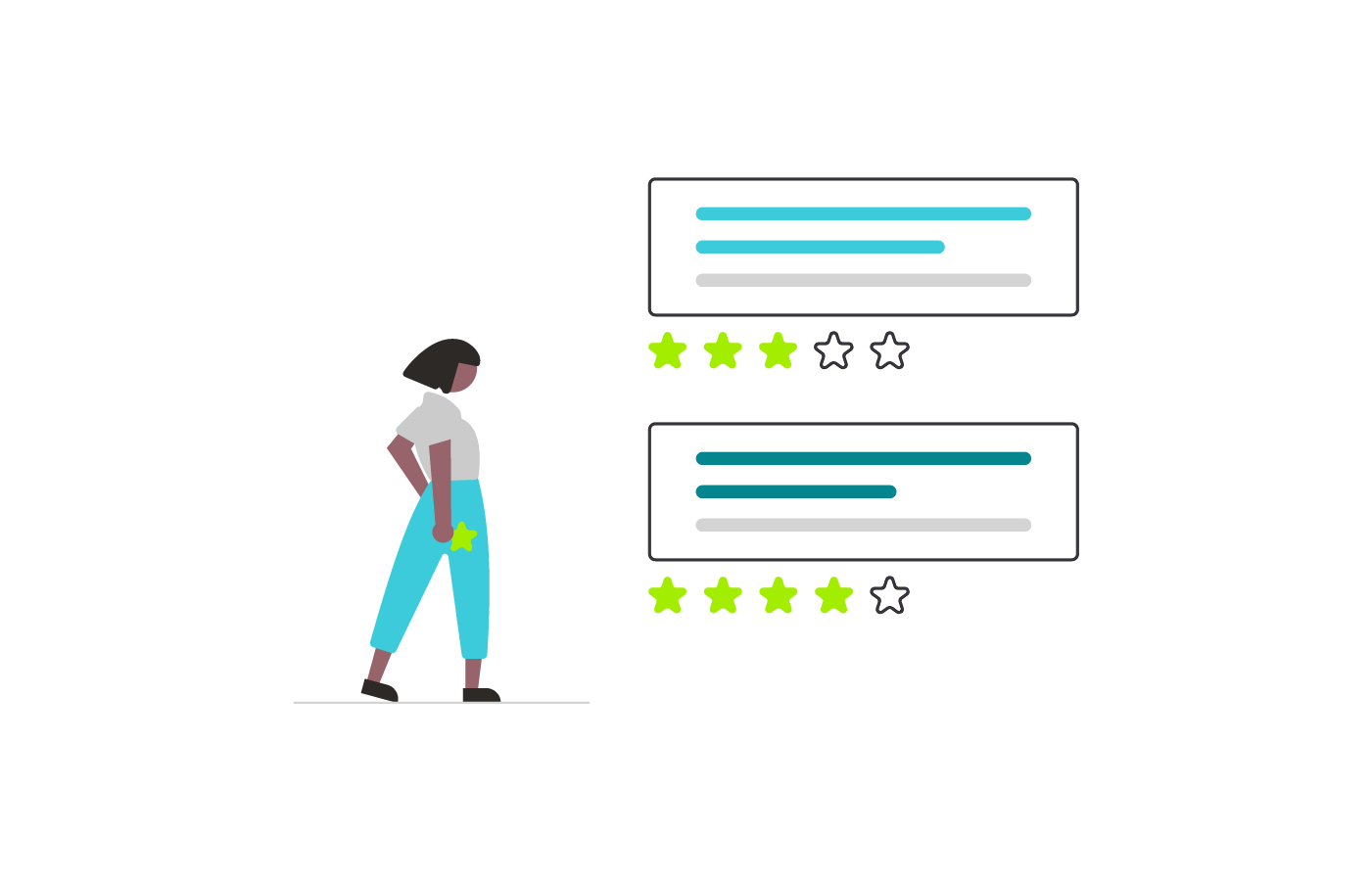 User-friendly UI boosts customer experience in your digital product