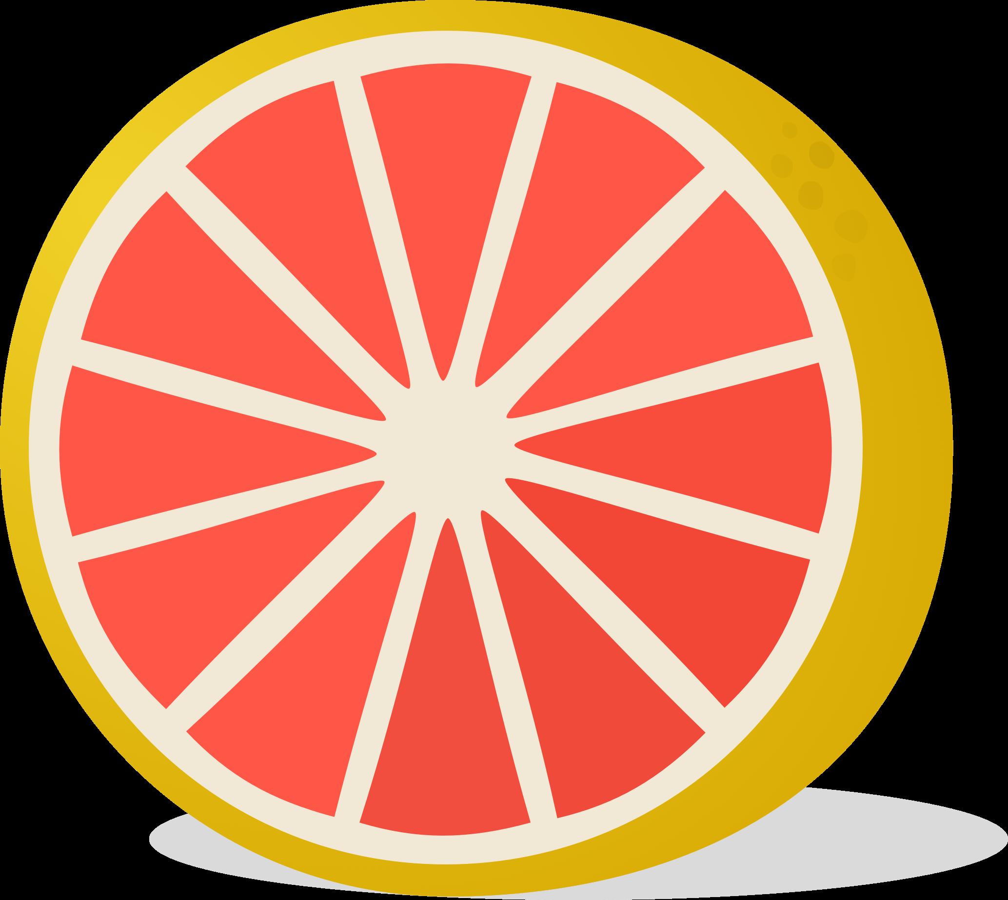 grapefruit mental health app logo