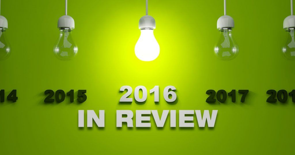 Exceptionless 2016 in review