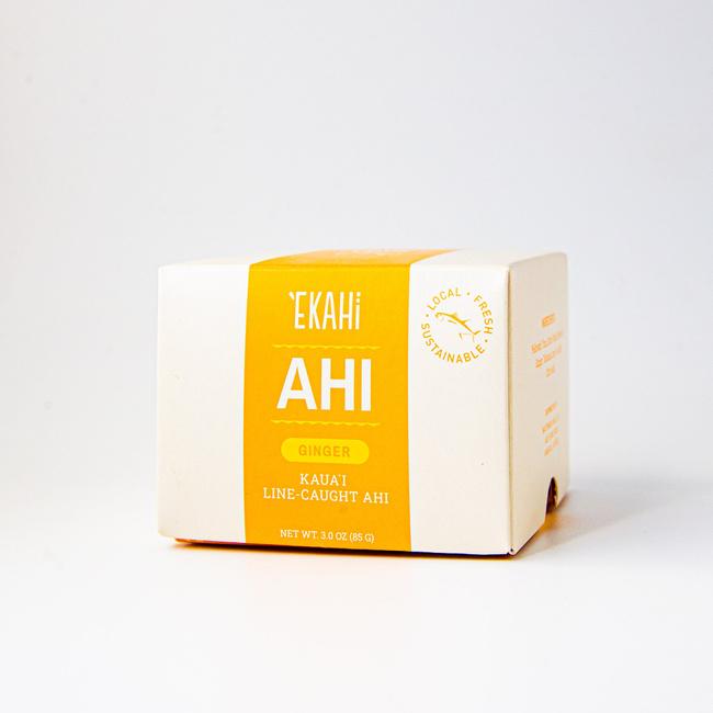 Ekahi Market   Citrus Canned Ahi