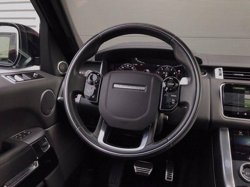 Land Rover Range Rover Sport 5.0 V8 SC HSE P525 Dynamic, 525PK, ACC, Pano, Meridian, Luchtvering, Keyless, Soft-Close, Head-Up, Camera, Matrix, Lane Assist, afbeelding 22