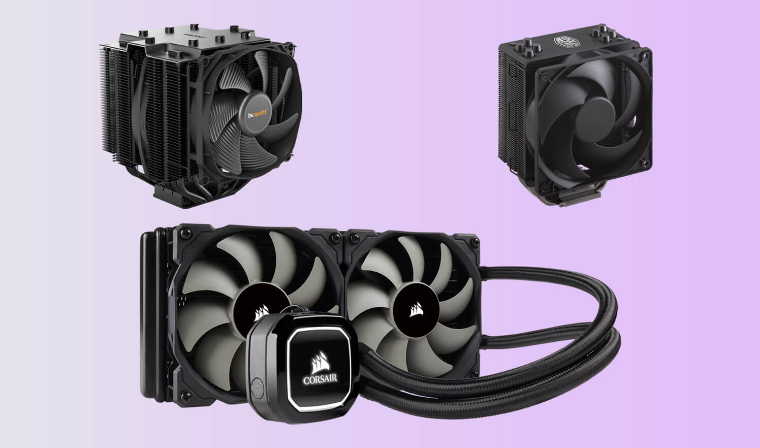 Best CPU Coolers for i5-11600K