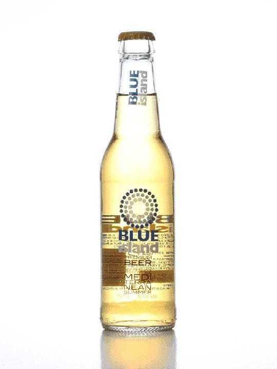 Blue Island beer - 0.33l