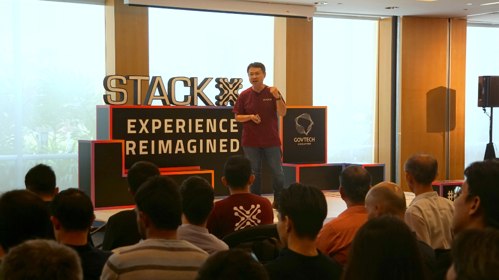 Ideas abound at the 'Build On, Singapore 2019' hackathon