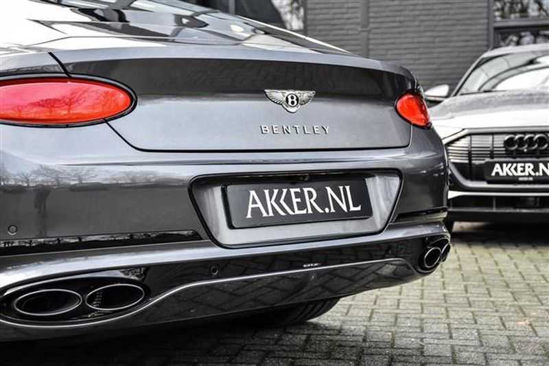 Bentley Continental GT V8 MULLINER+MASSAGE+B&O+BLACKLINE NP.322K afbeelding 16