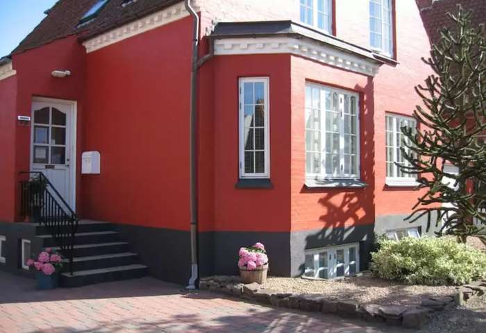 bed and breakfast i odense centrum