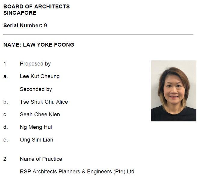 Law Yoke Foong