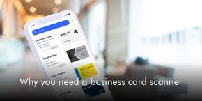Why You Need a Business Card Scanner?