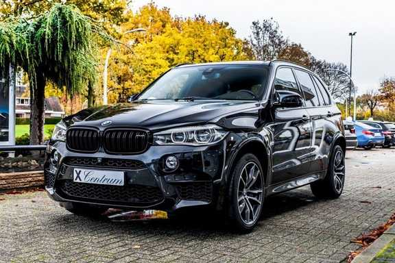 BMW X5 M Driver's package 575PK Bang & Olufsen NP â¬190.000,-
