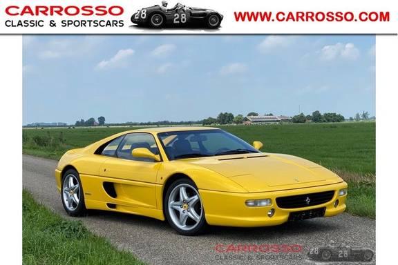 Ferrari F355 F1 GTB, 1 owner, 38.000 km