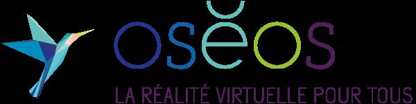 Logo Oséos, la réalité virtuelle pour tous