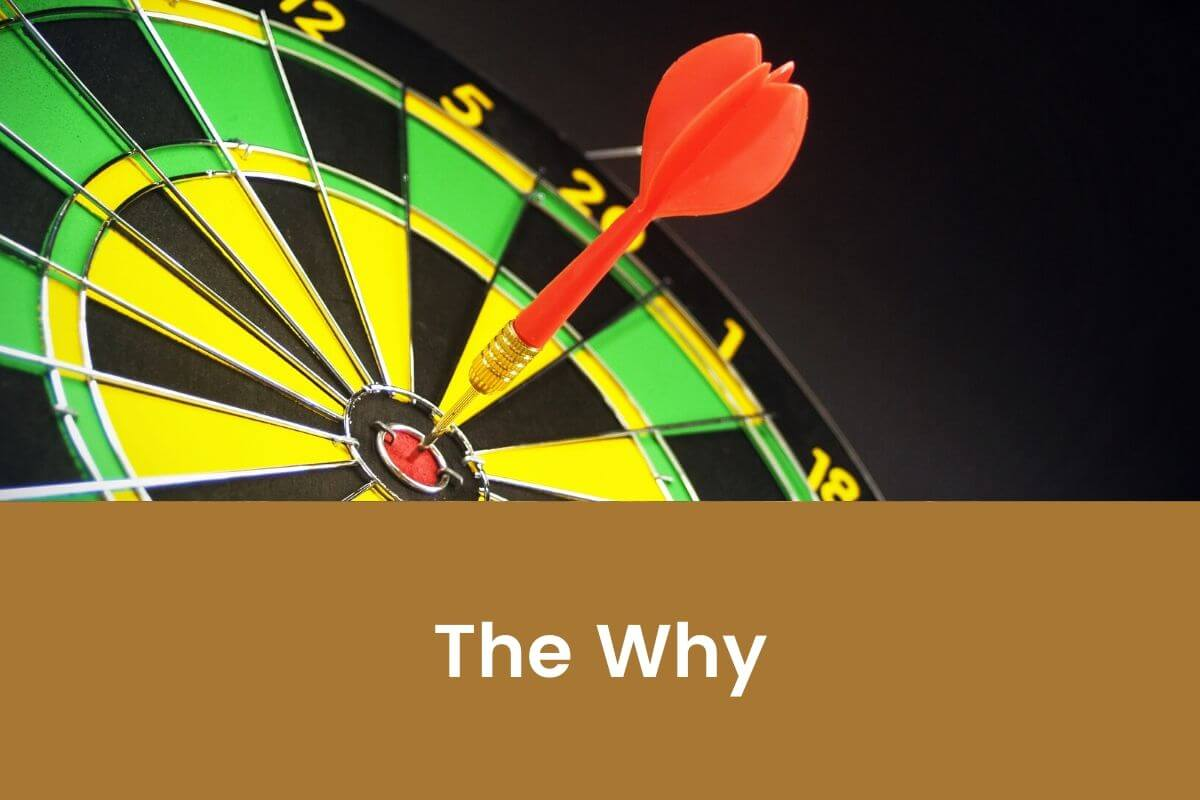 The Why- Featured Shot