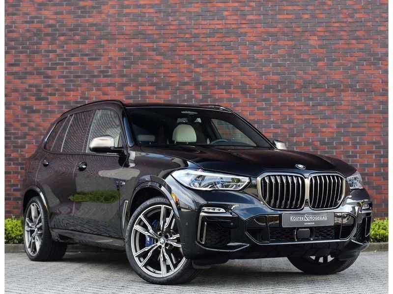 BMW X5 M50i X-Drive *Head-Up*Trekhaak*Laser* afbeelding 1