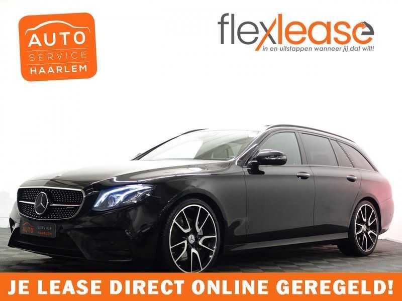 Mercedes-Benz E-Klasse Estate 43 AMG 4MATIC Prestige 402pk Aut- Pano, Keramisch, Widescreen, Full! afbeelding 1