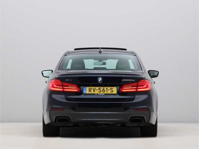 BMW 5 Serie M550d xDrive High Executive . afbeelding 7