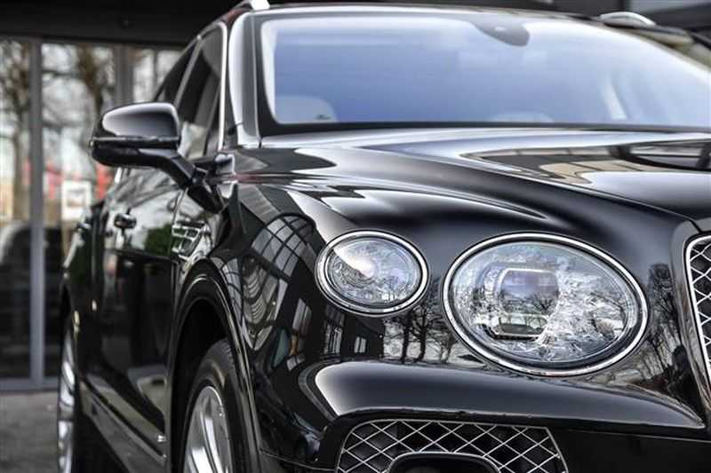 Bentley Bentayga V8 FIRST EDITION MULLINER+22INCH+NAIM+HEADUP afbeelding 15