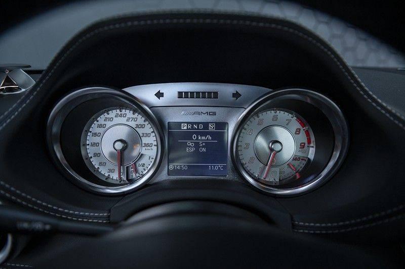 Mercedes-Benz SLS Coupé 6.3 AMG B&O afbeelding 22