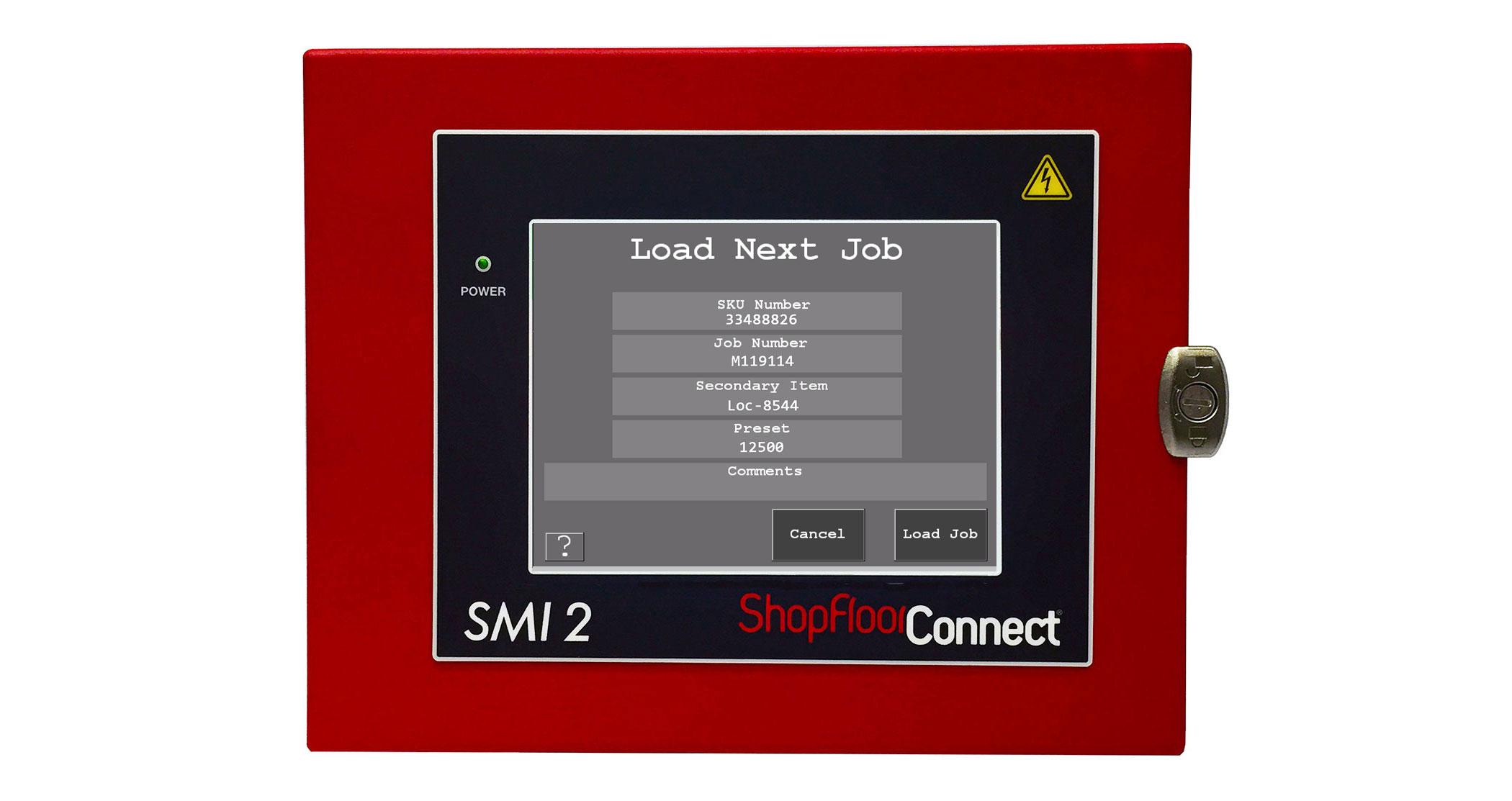 SMI 2 Counter Screen