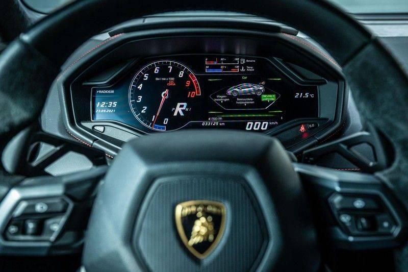 Lamborghini Huracan 5.2 V10 LP610-4, 610 PK, Keramiek, Nose Lift, Camera, Stitching, Rear/Wing, 33DKM, 2015!! afbeelding 17