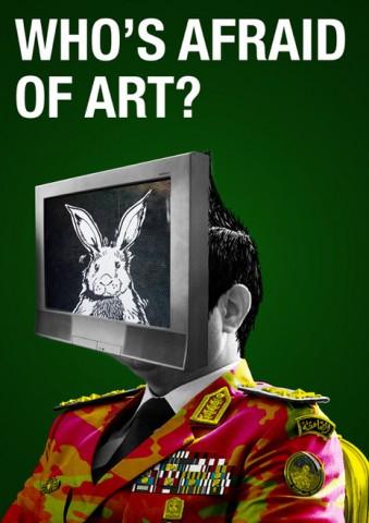 "Ganzeer, ""Who's Afraid of Art?,"" May 15, 2014"