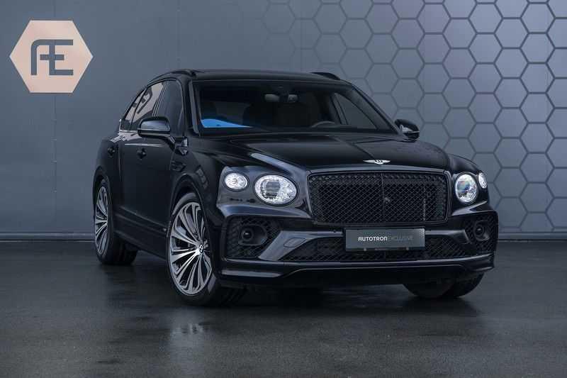 Bentley Bentayga V8 FIRST EDITION MY 2021 + Naim Audio + Onyx Pearl Black + Apple CarPlay (draadloos) afbeelding 8