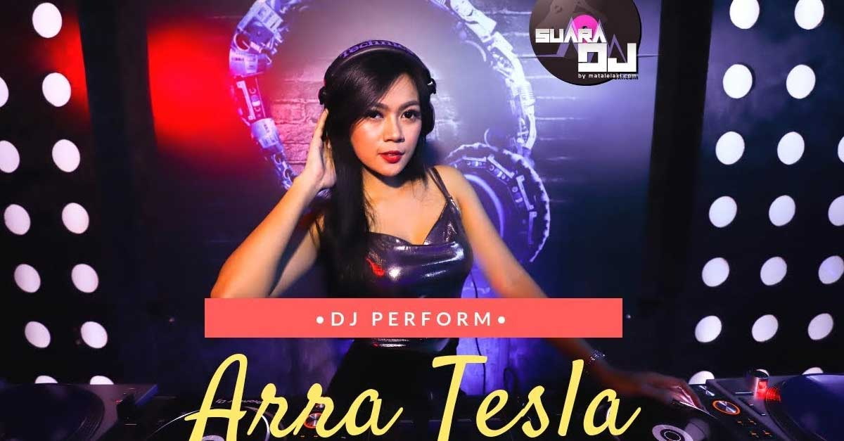 Gallery: DJ Arra Tesla Dengan Gaun Super Hot