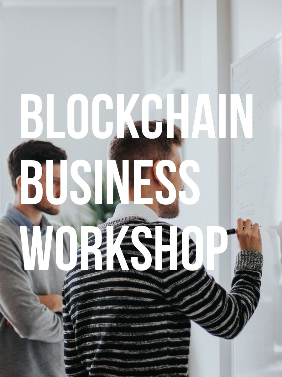 Blockchain Business Workshop for Enterprise Training
