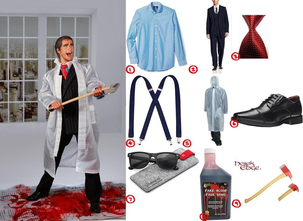 Patrick Bateman Cosplay & Costume Guide