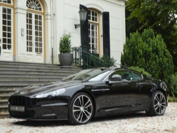 Aston Martin DBS 6.0 V12, Carbon Edition