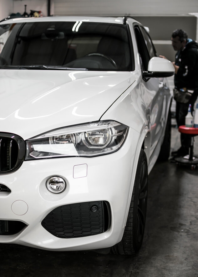 BMW X5 Window Tinting