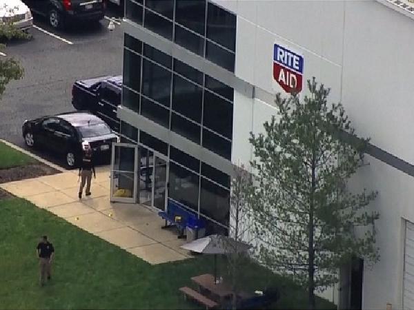 메릴랜드주 의약품 유통센터서 총격 사건…4명 사망