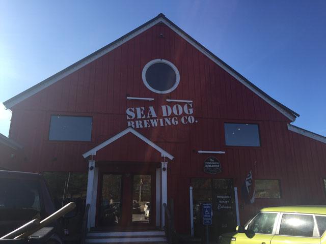 Sea Dog Brewing Company North Conway in Conway NH