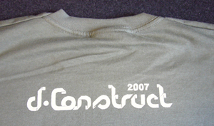 dConstruct logo reverse detail