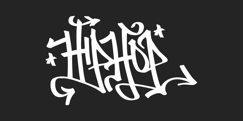 Hip-Hop Quoted logo design