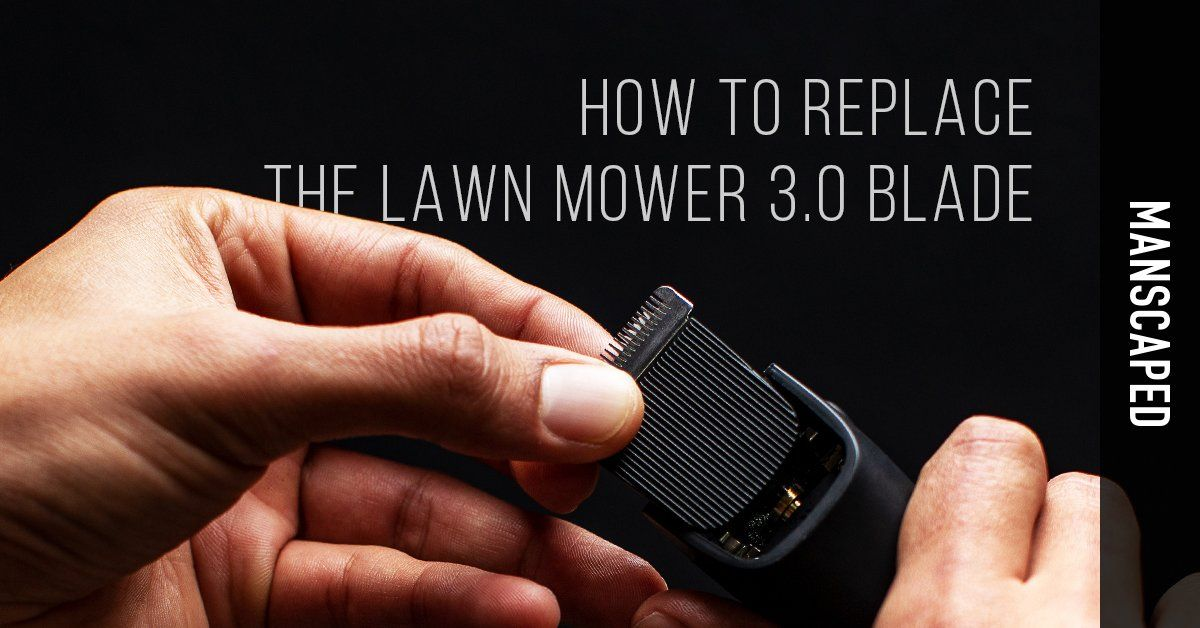 How to Replace The Lawn Mower 3.0 Blade