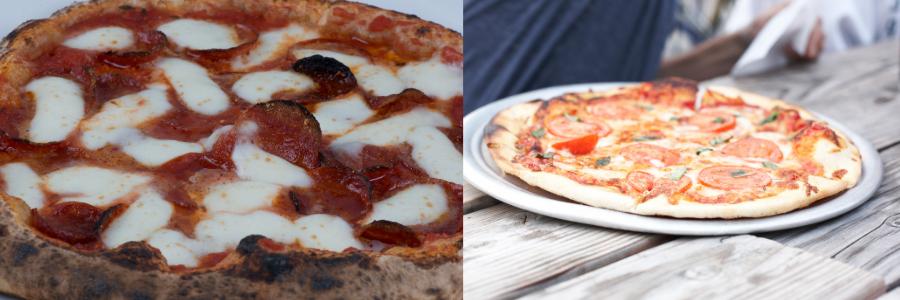 Bertello vs. Ooni vs. Roccbox Review - Pepperoni Pizza Image